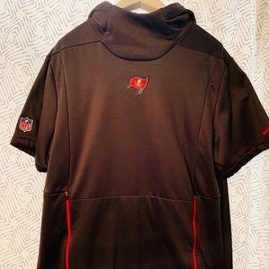 Buccaneers fleece lined pullover